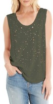 Michael Stars Women's Destroyed Muscle Tee