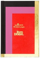 Tom Dixon INK Note Book - Multi