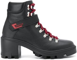 Moncler Carol hiking boots