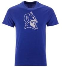 Colosseum Duke Blue Devils Men's Mascot Logo T-Shirt