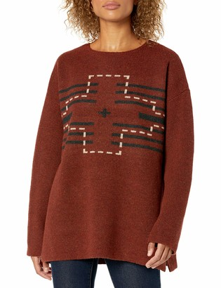 Pendleton Women's Drop Shoulder Pullover Sweater
