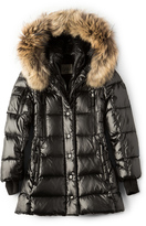 SAM. Millennium Jacket with Asiatic Raccoon Fur