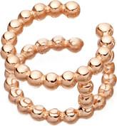 Astley Clarke Stilla double 18ct rose gold-plated ear cuff