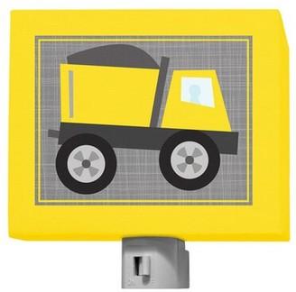 Oopsy Daisy Fine Art For Kids Ways To Wheel - Dump Truck Night Light