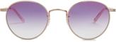 Garrett Leight Wilson 49 round-frame sunglasses