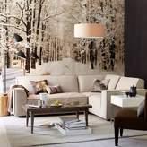 west elm Snowdrift Mural Wallpaper