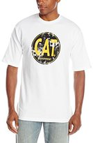 Caterpillar Men's Equipment Stamp T-Shirt