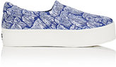 Opening Ceremony WOMEN'S TECH-FABRIC SLIP-ON PLATFORM SNEAKERS