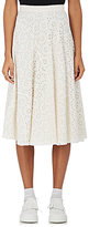 Comme des Garcons Women's Cotton Eyelet Knee-Length Skirt