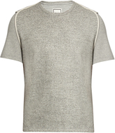 Wooyoungmi Contrast-front T-shirt