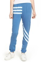 Wildfox Couture Women's Knox Stripe Sweatpants