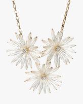 FLORIA Starburst flower necklace