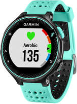 Garmin Unisex Forerunner 235 Blue Silicone Strap Gps Running Smart Watch 31mm 010-03717-48