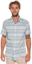 Quiksilver The Zip Tie Ss Shirt
