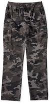 Ralph Lauren Boys 2-7 Camouflage Printed Knit Pants