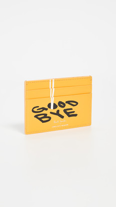 Paul Smith x Christoph Niemann Card Case