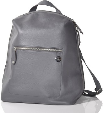 Pottery Barn Kids PacaPod Hartland Leather Backpack