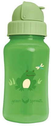 Green Sprouts Straw Bottle - Green