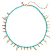 Rebecca Minkoff Women's Tiki Collar Necklace