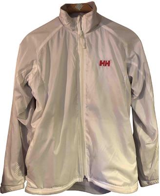 Helly Hansen White Polyester Jackets