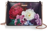 Ted Baker Blushing Bouquet Leather Crossbody