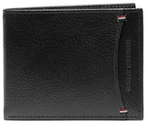 Tommy Hilfiger Pebbled Leather Wallet