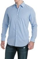 Rainforest Broadcloth Mini-Check Shirt - Long Sleeve (For Men)