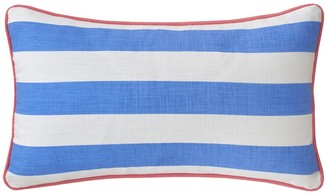 Southern Tide Coastal Ikat Stripe Decorative Pillow