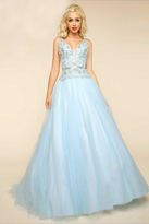 Mac Duggal Ball Gowns Style 65705H