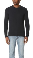 Theory Hilbet Breach Crew Neck Sweater