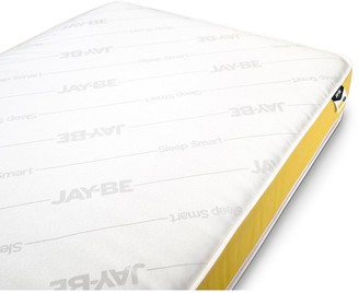Jay-Be Simply Kids Pocket Sprung Anti-allergy Foam Free Sprung Single Mattress - 90 cm