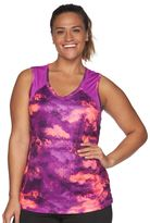 Tek Gear Plus Size Performance Tank