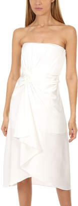 A.L.C. Roya Dress Eggshell