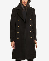 Lauren Ralph Lauren Double-Breasted Military Coat