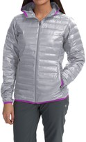 Columbia Flash Forward Hooded Down Jacket - 650 Fill Power (For Women)