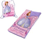 Disney Sofia the First 2-Piece Slumber Bag Set