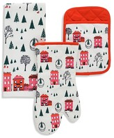 Kate Spade Holiday Village 3-Piece Gift Set
