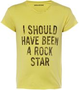 Zadig & Voltaire Girls Short Sleeved T-Shirt