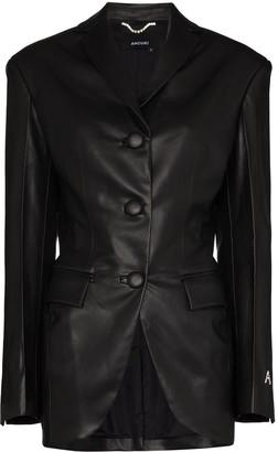 Anouki Single-Breasted Blazer Jacket