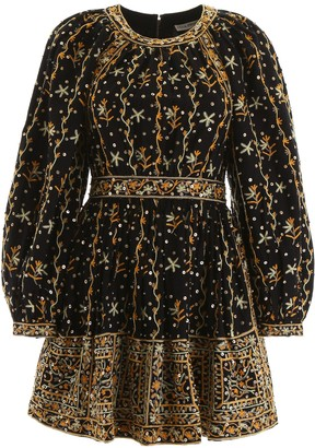 Ulla Johnson daya sequins dress