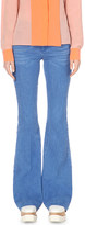 Stella McCartney 70's Flare flared high-rise jeans