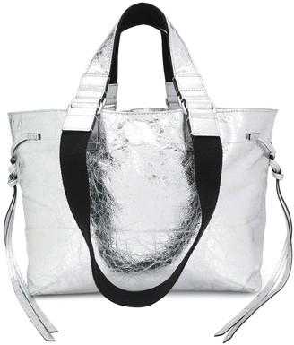 Isabel Marant Bagya leather tote bag