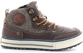 Wrangler WJ16237B Sneakers Kid Dark brown Dark brown