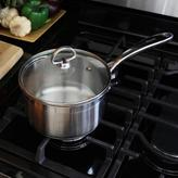 Chantal Induction 21 2 Qt. Stainless Steel Saucepan with Lid
