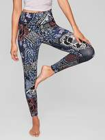Athleta Patchwork Salutation 7/8 Tight