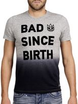 Cult of Individuality Bad Since Birth Ombre Tee