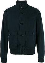 Aspesi buttoned jacket - men - Cotton/Polyamide/Polyester/Spandex/Elastane - L