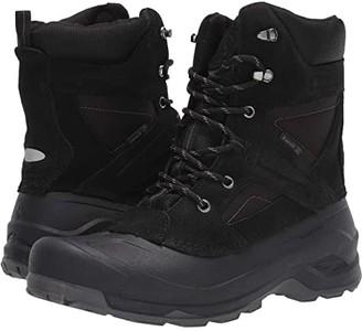 Kamik Norden (Black) Men's Cold Weather Boots