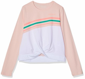 Esprit Girl's Rp1010507 T-Shirt Long Sleeves Top