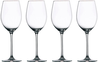 Waterford Marquis Moments White Wine Stem Glass - Set of 4